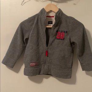 Carters 4t zip jacket new